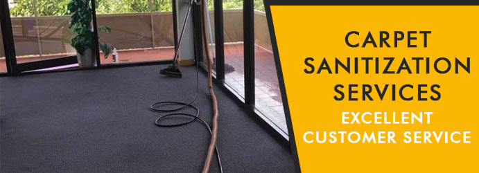 Carpet Sanitization Melbourne